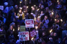 Taking from those who've already lost it all: Denmark to seize refugees' valuables