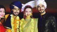 Sanaya Irani-Mohit Sehgal wedding album: Drashti Dhami, Arjun Bijlani, Barun Sobti had fun in Goa