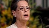 Sonia Gandhi condemns 'ghastly' Manchester terror attack
