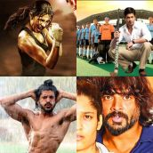 Blood, sweat and tears: When Bollywood meets the sporting world