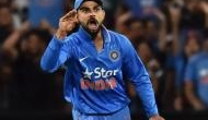 Picture of Virat Kohli peeping through the dressing room window goes viral; Here is how Twitter reacted