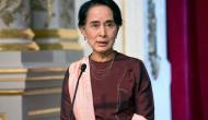 रोहिंग्या मुसलमानों पर हो रही हिंसा पर नोबेल शांति पुरस्कार विजेता आंग सान सू ची ने तोड़ी चुप्पी