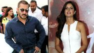 Salman Khan surprises Katrina Kaif on sets of Comedy Nights Live. But, will this make it to the episode?