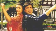 Govinda-Raveena Tandon back with Shine In India. Get ready to see some crazy dance moves!