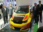 महिंद्रा की इलेक्ट्रिक कार E2O पर टिकी निगाहें