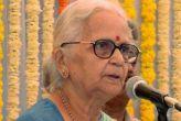 गवर्नर मृदुला सिन्हा ने कहा कि 'मां तो मुझे गर्भ में ही मारना चाहती थीं'
