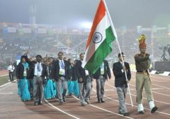 South Asian Games 2016: India ends campaign with record medal haul