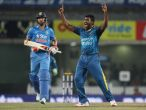 Ind vs SL: Perera didn't realise about his hat-trick until teammates told him