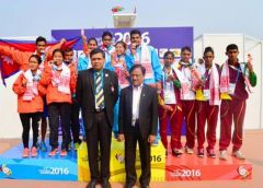 South Asian Games: 269 medals and counting for India