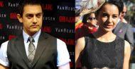 प्रधामंत्री नरेंद्र मोदी के साथ किया आमिर-कंगना ने डिनर