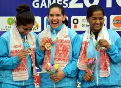SAG 2016: Shooters bag 25 golds on final day, India sign off with record haul