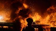 Mumbai: 'Make in India' event fire audit begins, sabotage angle to be probed by fire department
