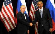 ओबामा ने पुतिन से की सीरिया पर हमले रोकने की अपील
