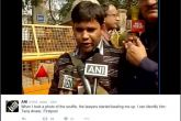 जेएनयू विवाद : पटियाला हाउस कोर्ट में फिर से वकीलों ने पत्रकार को पीटा