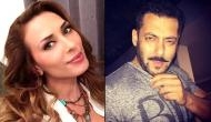 Lulia rushed out from the sets of Tiger Zinda Hai?