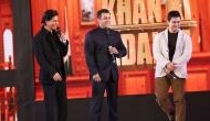 Aamir, Salman, Shah Rukh Khan in Amar Akbar Anthony remake!