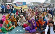 जाट आरक्षण: हिंसा की आंच पहुंची राजस्थान, उपद्रवियों ने जलाई बस