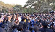 जेएनयू विवाद: 16 दिन बाद छात्रों की भूख हड़ताल खत्म