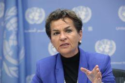 UN climate change chief Christiana Figueres to step down, praises historic Paris deal