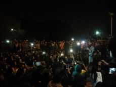 #JNURow: Umar is back. And JNU shows it is with him