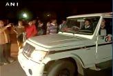 जेएनयू विवाद: उमर खालिद और अनिर्बान ने आधी रात को किया सरेंडर