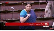 JNU Debate: How Smriti Irani single-handedly decimated the Opposition