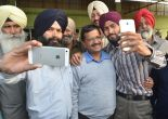 Kejriwal in Punjab to set poll agenda; attacked, opposed at various places
