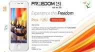 #Freedom251: कंपनी ग्राहकों को वापस लौटा रही है बुकिंग राशि