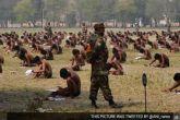 आर्मी बहाली: अंडरवियर में परीक्षा दिलाने के मामले में आर्मी चीफ से जवाब तलब