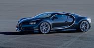 Here comes the world's fastest car- the supersonic Bugatti Chiron