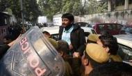 बिहार: कन्हैया कुमार के काफिले पर फिर हुआ हमला, अब फेंके गए अंडे और जला हुआ तेल