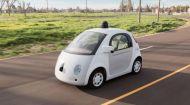 गूगल की बिन ड्राइवर वाली कार का एक्सिडेंट