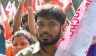 कन्हैया कुमार के काफिले पर आठवीं बार हमला, हमलावरों ने मंच को लगाई आग