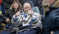 NASA Astronaut Scott Kelly returns to Earth after #YearInSpace; Twitter rejoices in glory