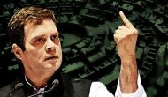 WhatsApp पर राहुल गांधी को कांग्रेस नेता ने बताया 'पप्पू'
