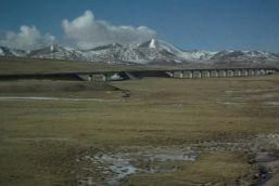तिब्बत में दूसरी रेल लाइन बिछाना चाहता है चीन