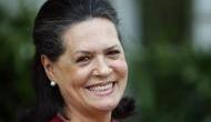 Sonia Gandhi takes charge, reshuffles AICC teams