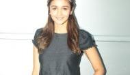 Shooting for Alia Bhatt's 'Raazi' begins