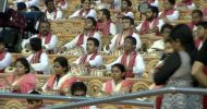 World Culture Festival Day 1: PM Modi inaugurates event as over 36K artistes set to perform