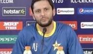 पाकिस्तानी क्रिकेटर शाहिद अफरीदी ने पीएम मोदी से लगार्इ गुहार, बोले...