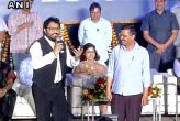 मोदी सरकार के मंत्री बाबुल सुप्रियो ने केजरीवाल के लिए गाया गाना