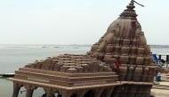 वाराणसी: ऐतिहासिक रत्नेश्वर महादेव मंदिर आकाशीय बिजली गिरने से क्षतिग्रस्त