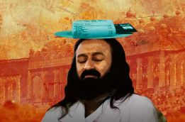 No, Sri Sri, NGT told you to pay a fine for Yamuna damage, not a cess