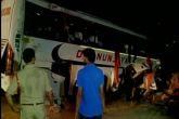 आंध्र प्रदेश: सड़क हादसे में चार मेडिकल छात्रों की मौत, 30 घायल