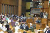 हरियाणा: राज्यपाल के अभिभाषण में खलल, तीन कांग्रेसी विधायक 6 महीने के लिए सस्पेंड