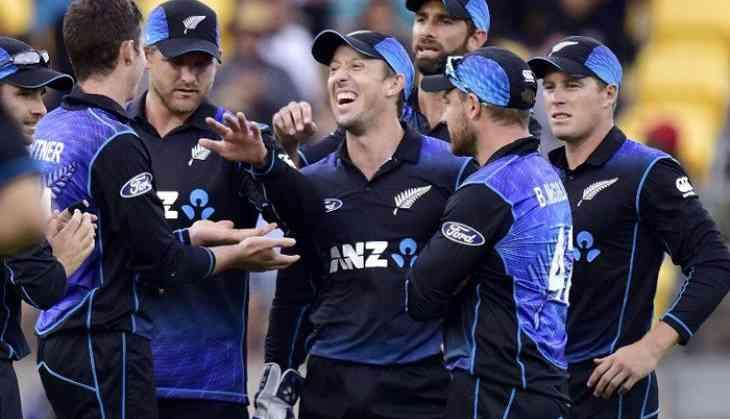 NZ win toss, batting first vs Australia in Champions Trophy
