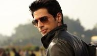 Sidharth Malhotra shares the first look of 'A Gentleman' and he looks like a complete Mr. Goody!