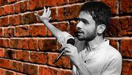 उमर और अर्निबान की न्यायिक हिरासत बढ़ी, रिहाई के लिए छात्रों का मार्च