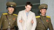 अमेरिकी छात्र को उत्तर कोरिया में 15 साल की जेल