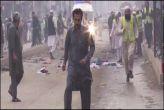 पाकिस्तान के पेशावर में बम धमाका, 16 लोगों की मौत
